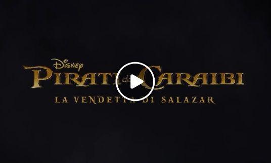 STREAMING Pirati dei Caraibi 5 la vendetta di Salazar