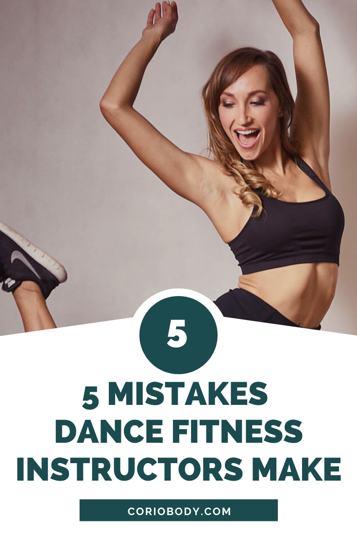 Sharing with you the most common mistakes during dance fitness classes so that you can skip straight...