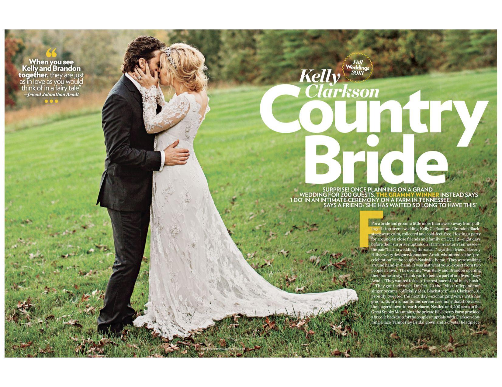 Kelly brandons blackberry farm wedding with images