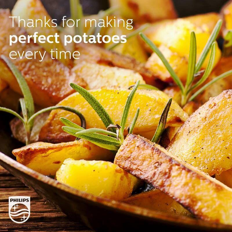 Everyone loves potatoes, right? #BigLittleThanks