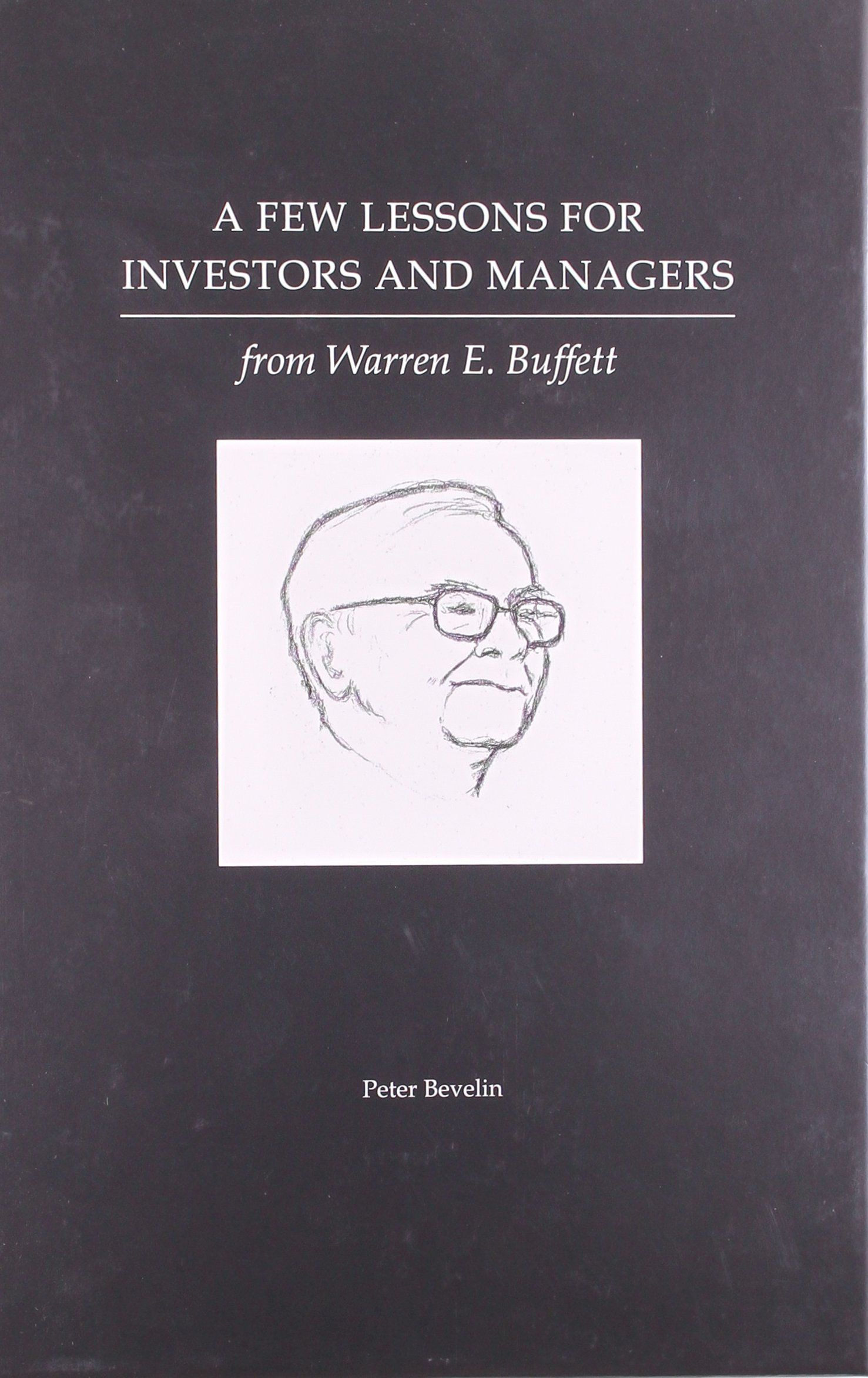 A few lessons for investors and managers from warren buffett books a few lessons for investors and managers from warren buffett fandeluxe Gallery