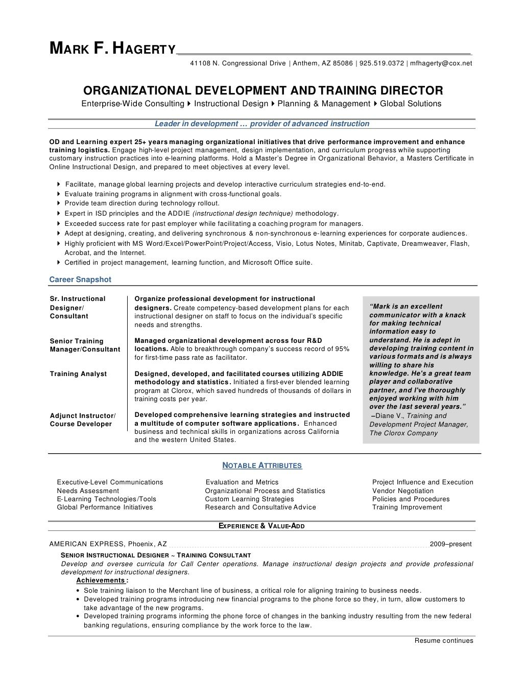 mark-f-hagerty-od-training-director-resume by mfhagerty via ...