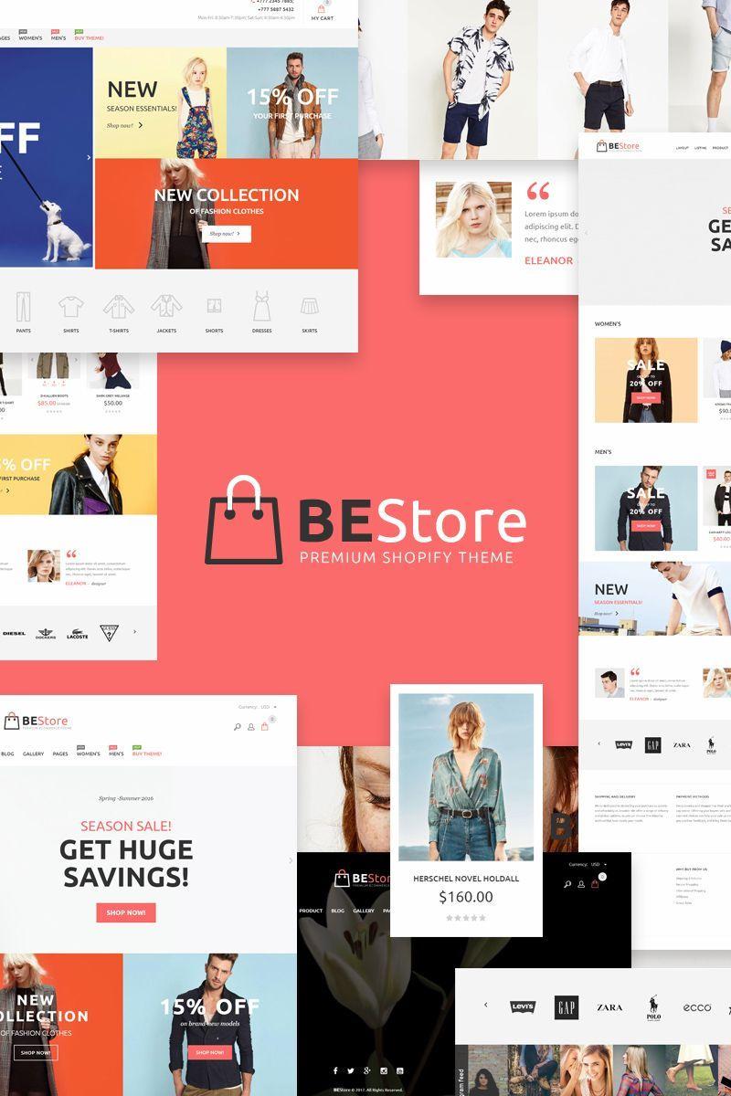 BeStore Premium Fashion Shopify Theme 71677 Shopify