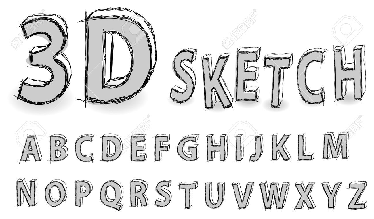 Hand Drawn Lettering Fonts  Google Search  Aj Fonts