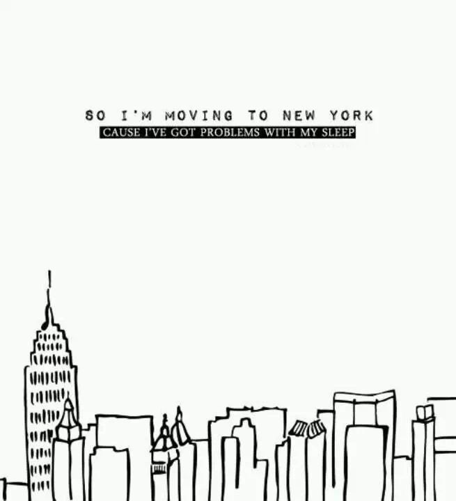 Pin by Ciara Grainger on ♡NYC in 2019 | Indie lyrics, New
