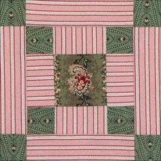 Civil War Quilts: 27 Irish Chain