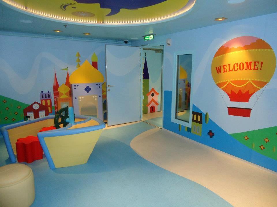 Disney Fantasy It's A Small World Nursery Disney