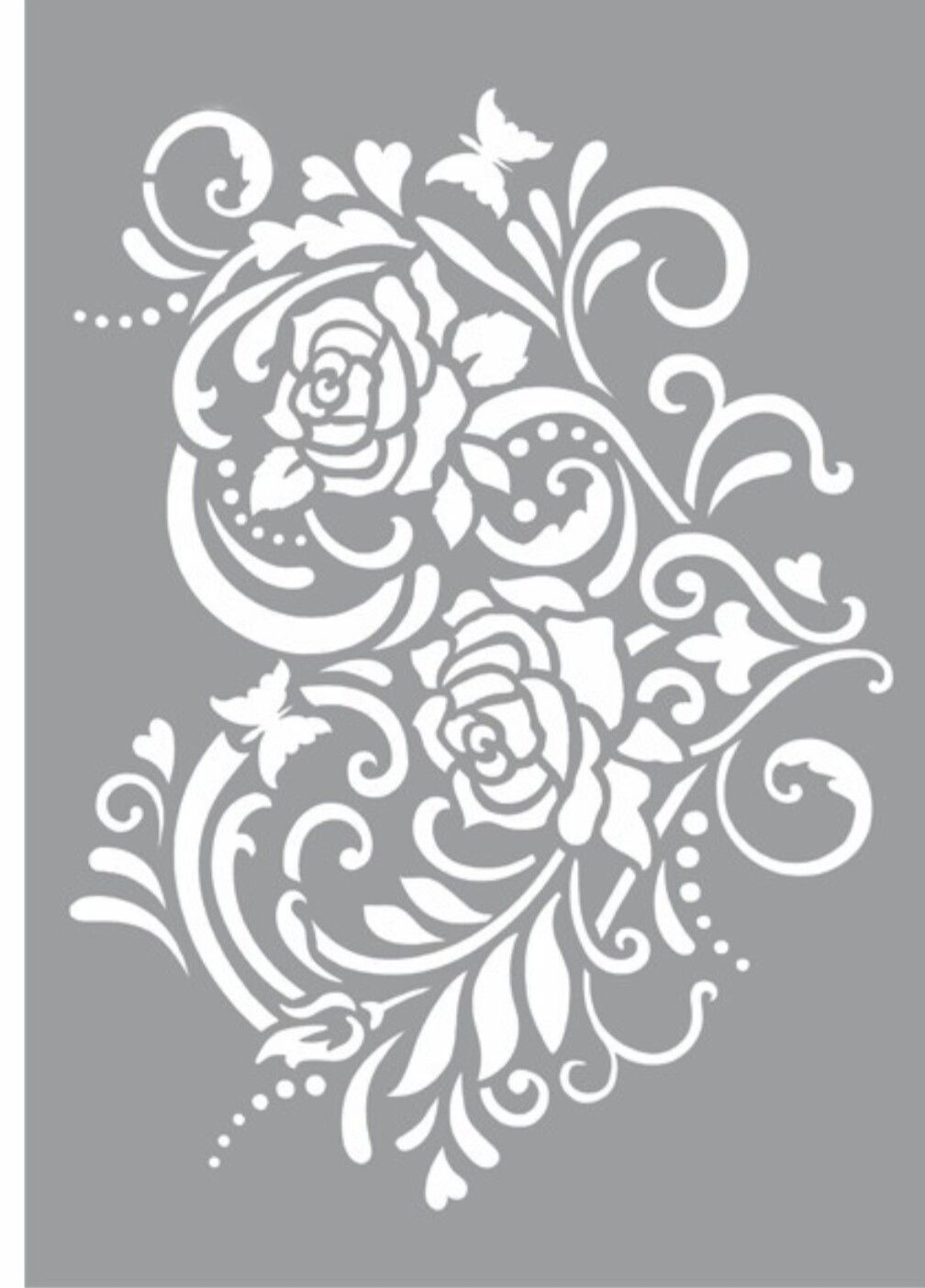 Stencils For Painting Stencil … … | Ideas For Stencils | Stenc…