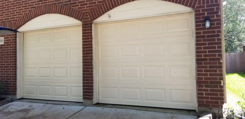 Houston Services Installation Maintenance Garage Doors Garage Door Spring Replacement Garage Door Springs