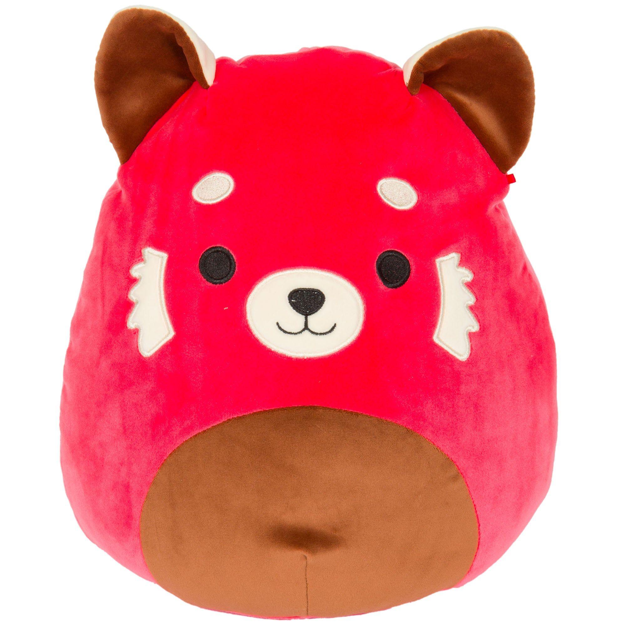 Super Soft Plush Toys Squishmallows Red Panda Collectable Plush Animal Pillows