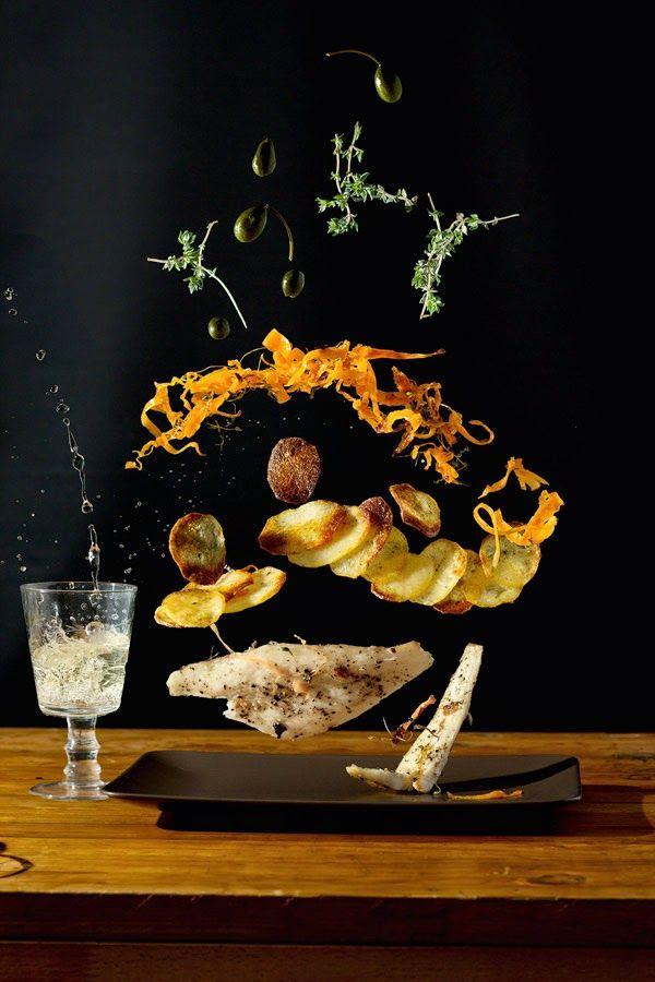 Recetas voladoras · Flying recipes www.fustaiferro.com