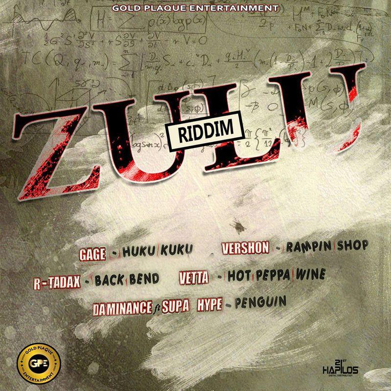 Zulu Riddim - Gold Plaque Entertainment | Riddim's | Various