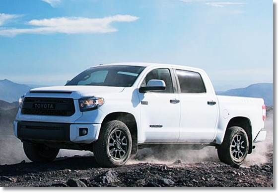 2018 Toyota Tundra Sel For Uk Recommendation