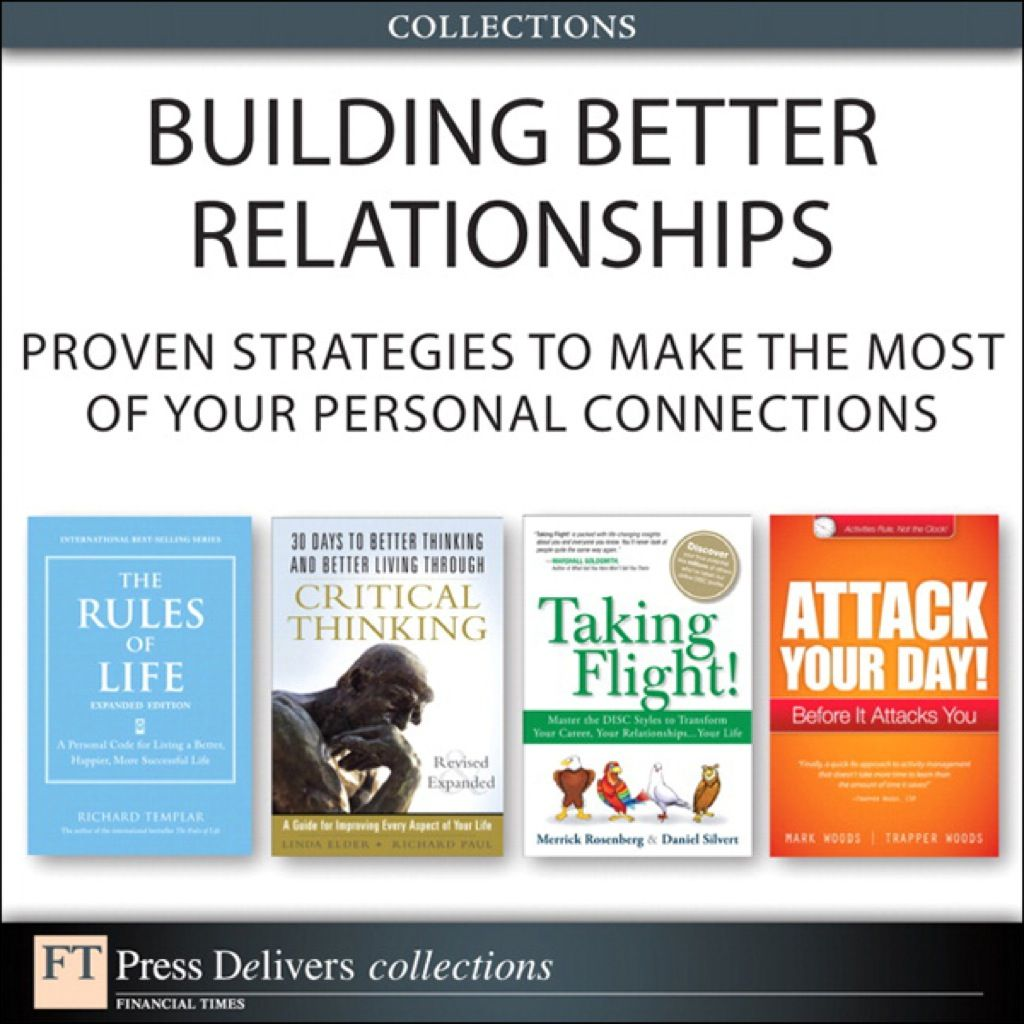 Building Better Relationships Ebook In