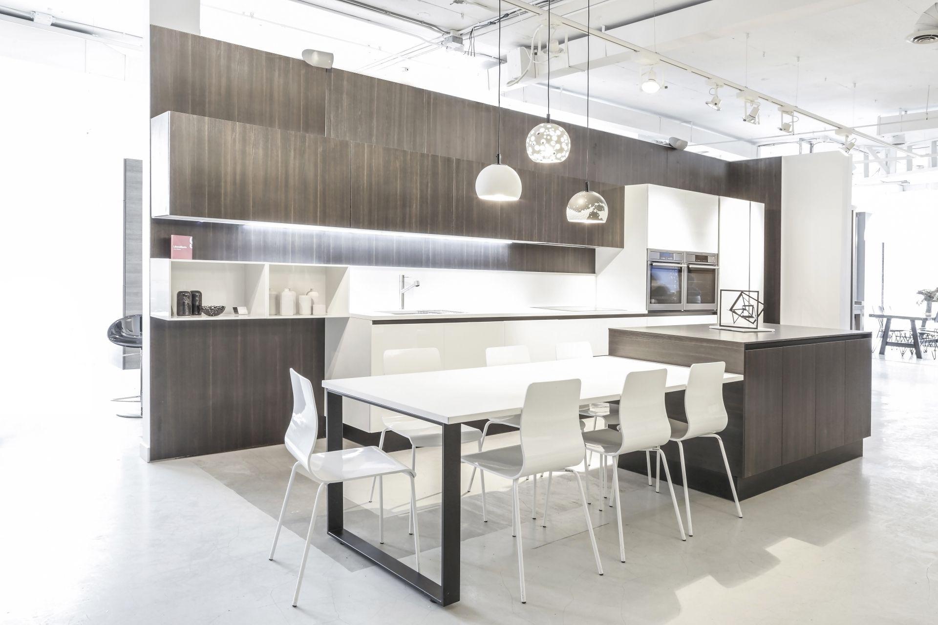 Scavolini Liberamente Kitchen Our Showroom In Toronto
