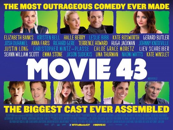 Movie 43 - The Best (And Worst) Movies of 2013 - DAILY WAFFLE