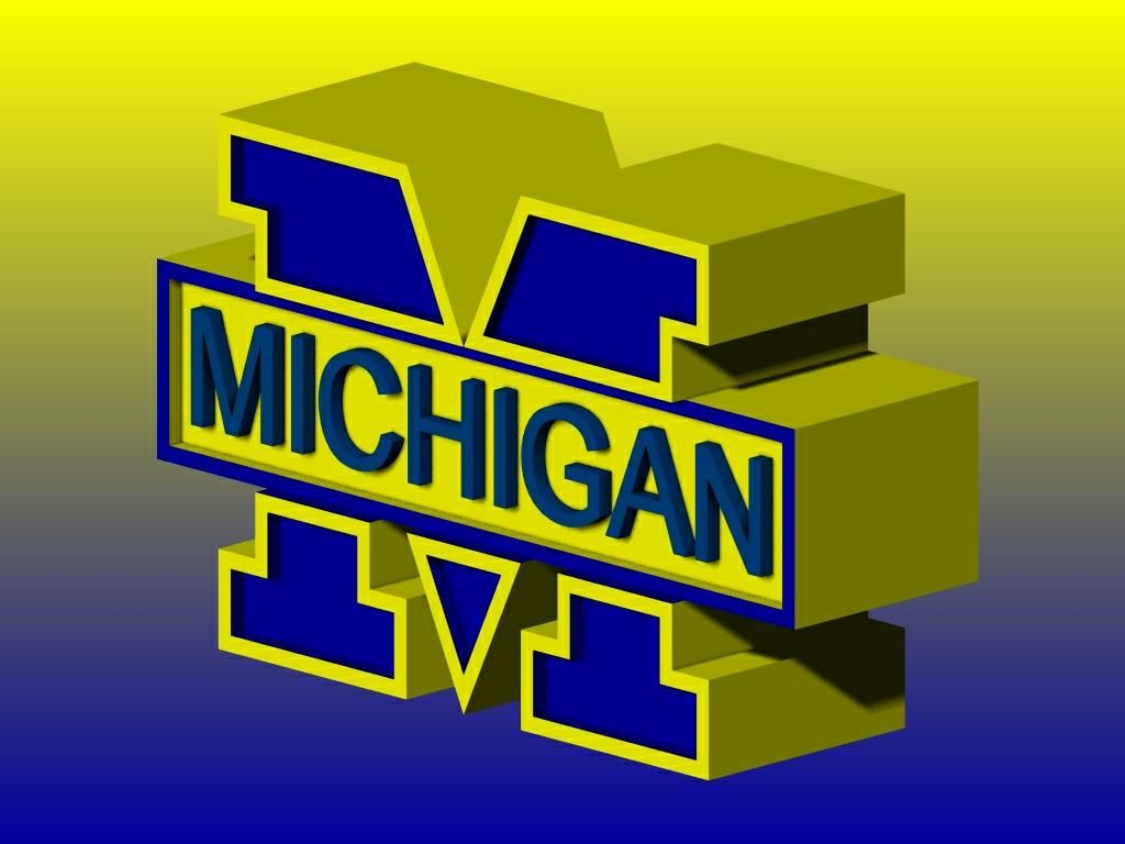 Michigan 3d logo state football trevor allen colby best friend michigan 3d logo state football buycottarizona