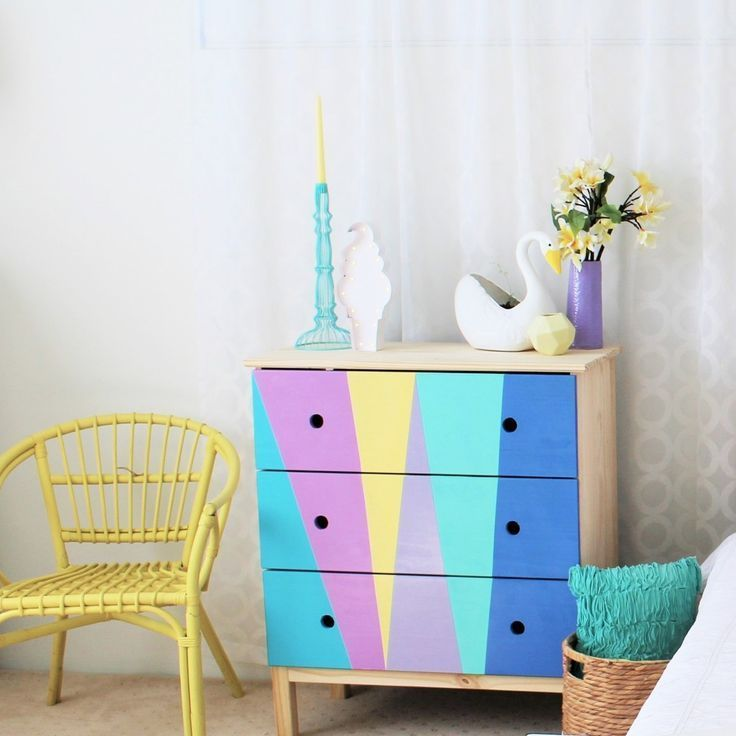 IKEA hack - simple way to transform an Ikea chest of ...