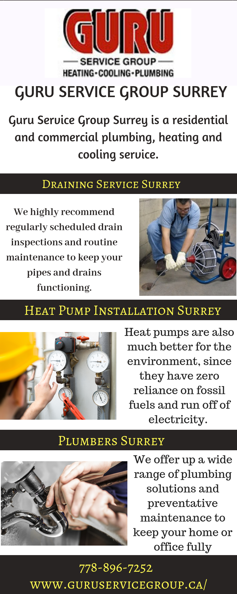 Are You Needed A Commercial Emergency Plumber Right Away In Surrey