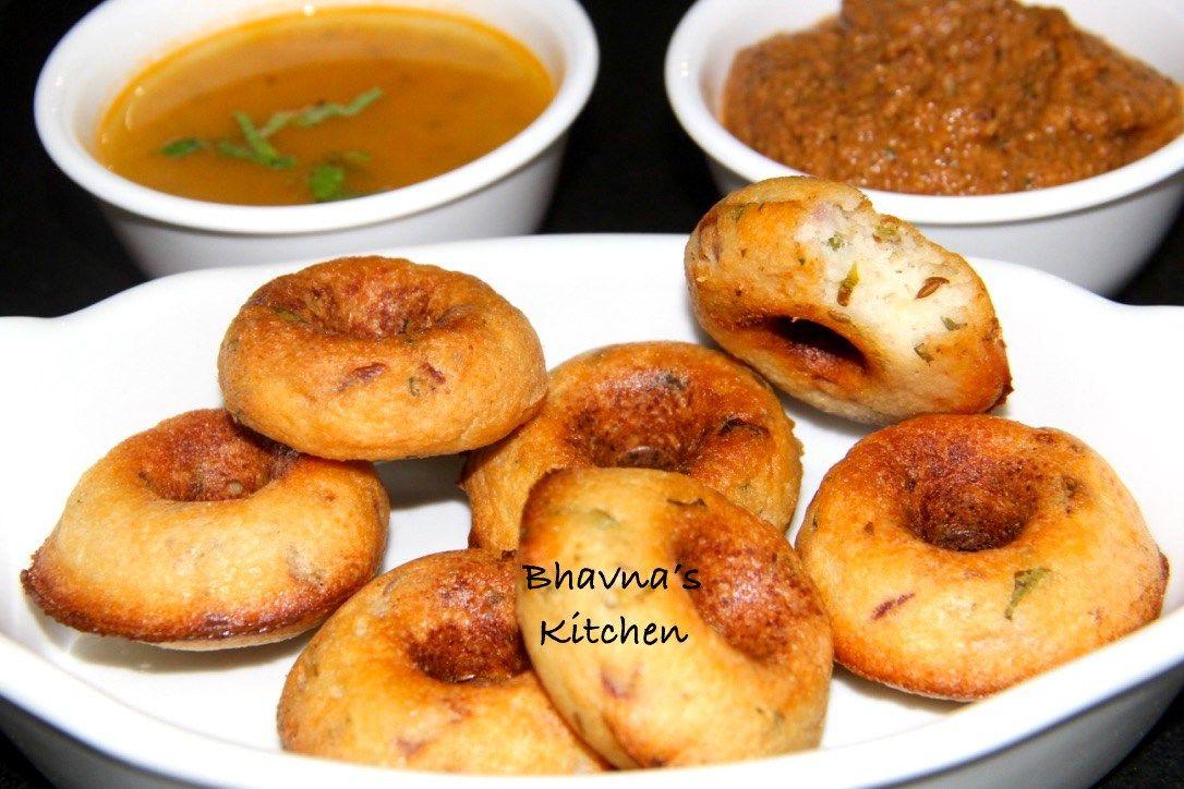Medu Vadas Recipe Indian Food Recipes Recipes Food Videos