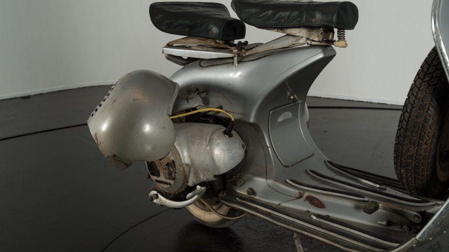1964 Piaggio Vespa Acma Gl Vespa Motor Scooter Motorcycles