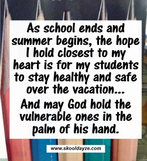 A teacher's hope and prayer for students (With images) | Prayer ...