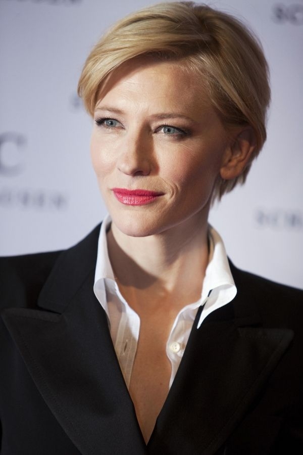 Picture Of Cate Blanchett Short Hair Styles Cool Hairstyles Hair Styles