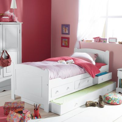 Lit tiroirs chambre fille awesome ideas Pinterest