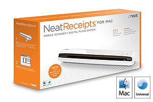 Neatreceipts For Mac Neat Receipts Mobile Scanner Filing System