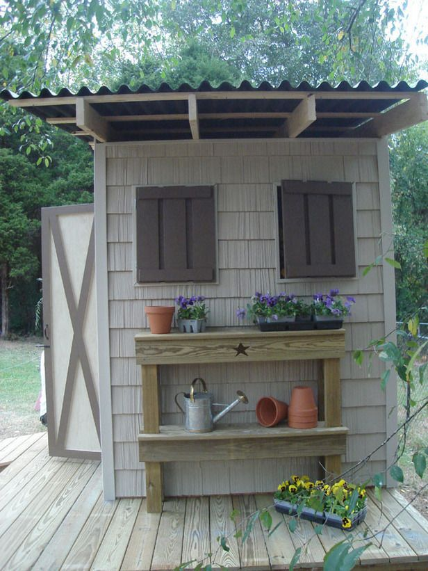 create a solar powered shed - Garden Sheds 9x6