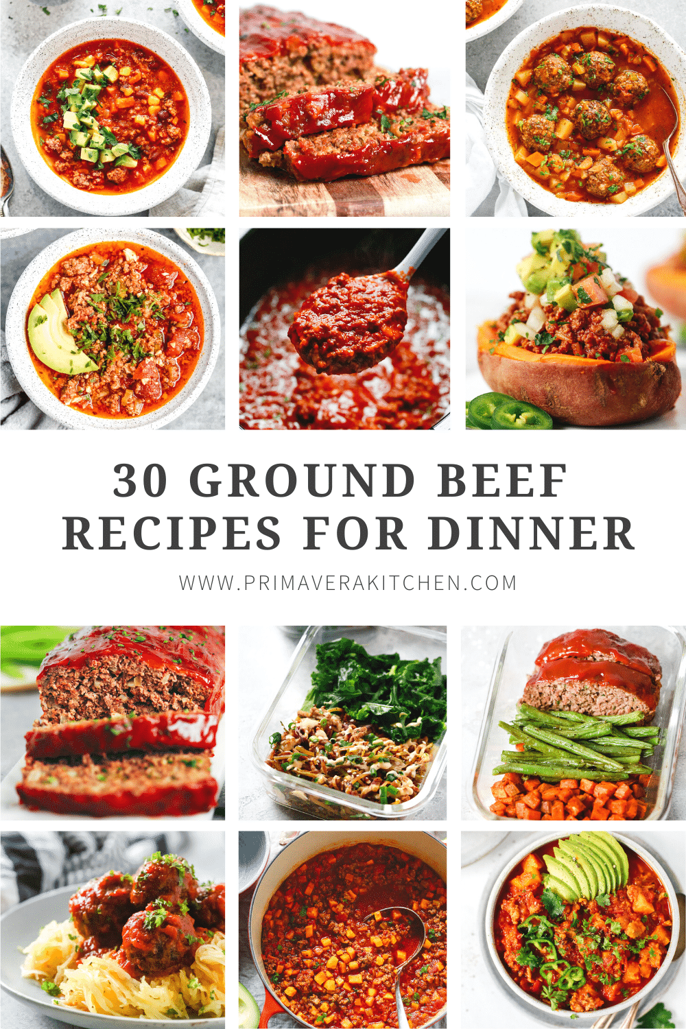 These Ground Beef Recipes Are All Super Easy To Make And Great For A Cheap And Healthy Ground Beef Recipes Healthy Beef Recipes Ground Beef Recipes For Dinner