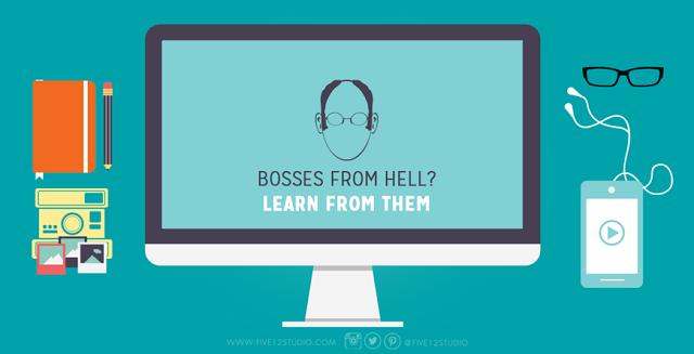Learn From Horrible Bosses