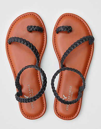 AEO Braided Slide Sandal  - Free Shipping