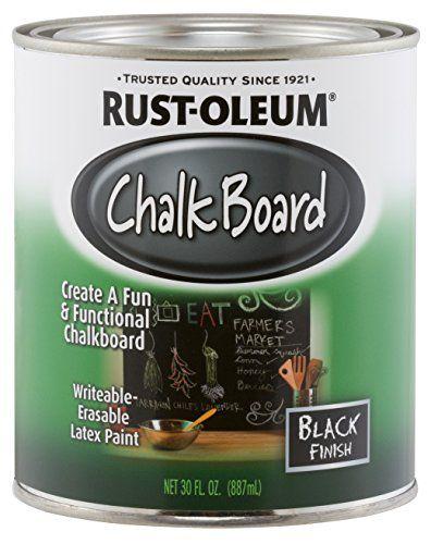 Rust-Oleum 206540 Chalkboard Brush-On, Black, 30-Ounce Ru... https://www.amazon.com/dp/B0006BAEI6/ref=cm_sw_r_pi_dp_x_lyq-xb9X6F9S1