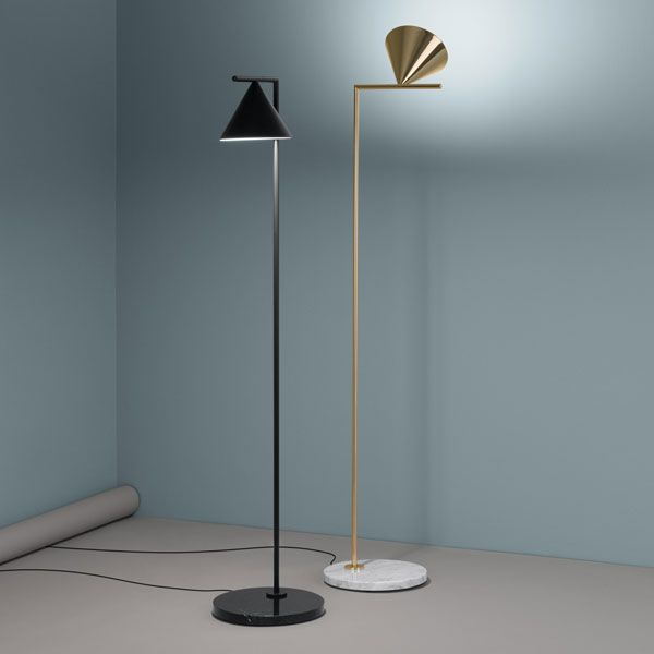 The Modern Home Decor To Have The Best Of The Mid Century Lighting Designs Find Out How You Can Incorporate The M Cool Floor Lamps Floor Lamp Brass Floor Lamp