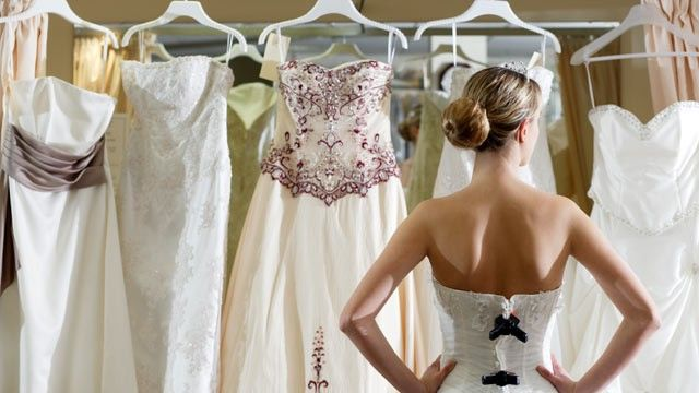 Choosing The Right Wedding Dress Attire Is At Top Of List Things To