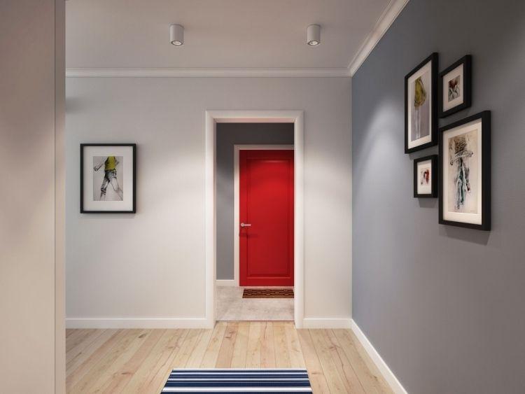 Peinture couleur taupe et meubles modernes en 16 photos !   Cadres ...