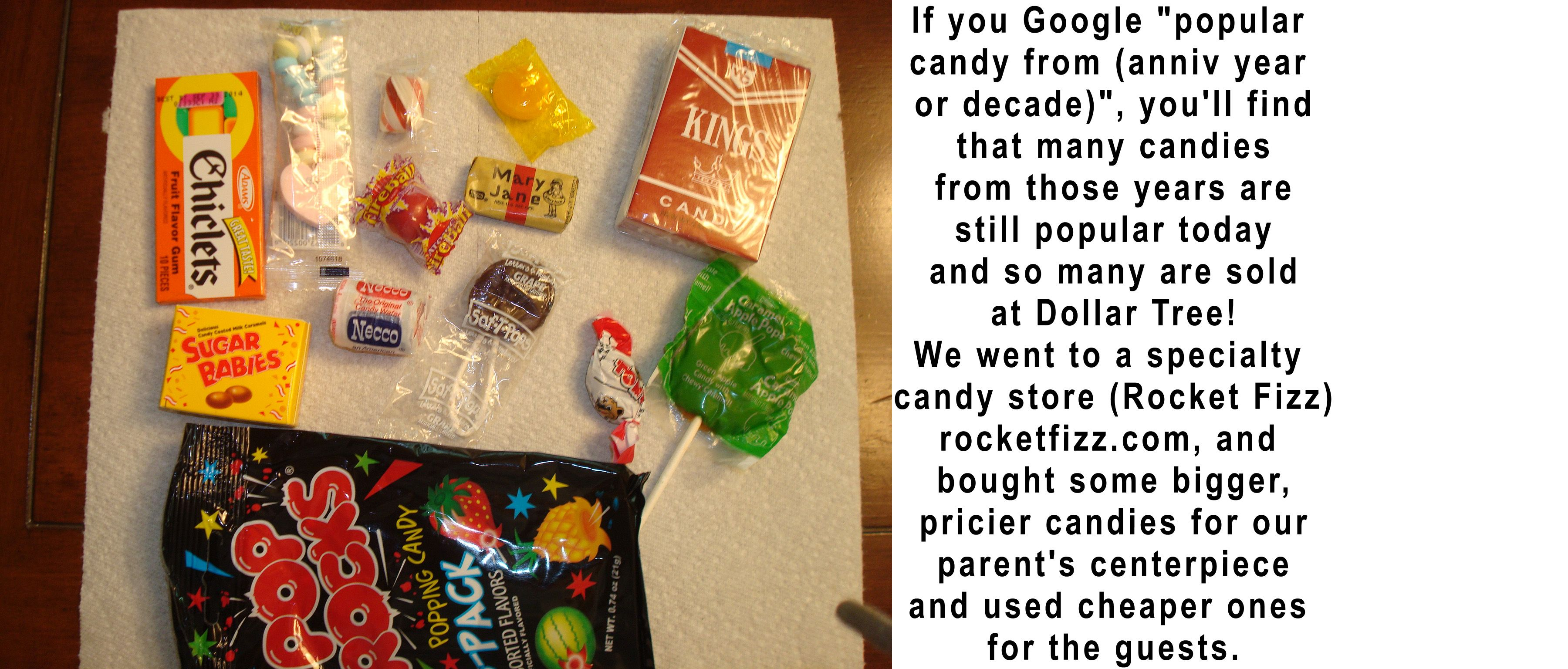 Old Fashioned Candy From Different Eras Many Types Are Sold At