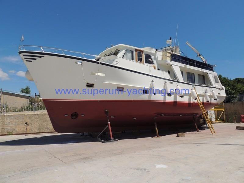 1994 Visscher 20 m Power Boat For Sale   www yachtworld com. 1966 Benetti SUPER DELFINO 20 Power Boat For Sale   www yachtworld