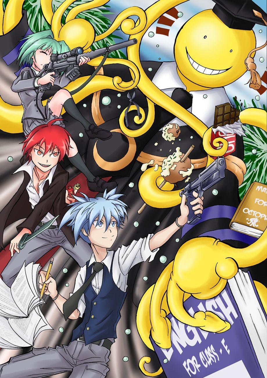 Assassination Classroom 180 [END] Page 29 Manga Stream