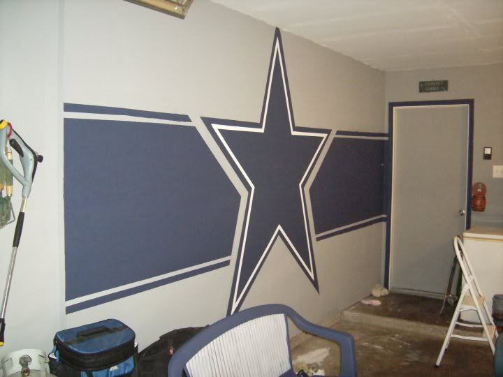 Dallas Cowboy Man Cave | Paint Jobs | Pinterest | Cowboys Men, Men Cave And  Cowboys