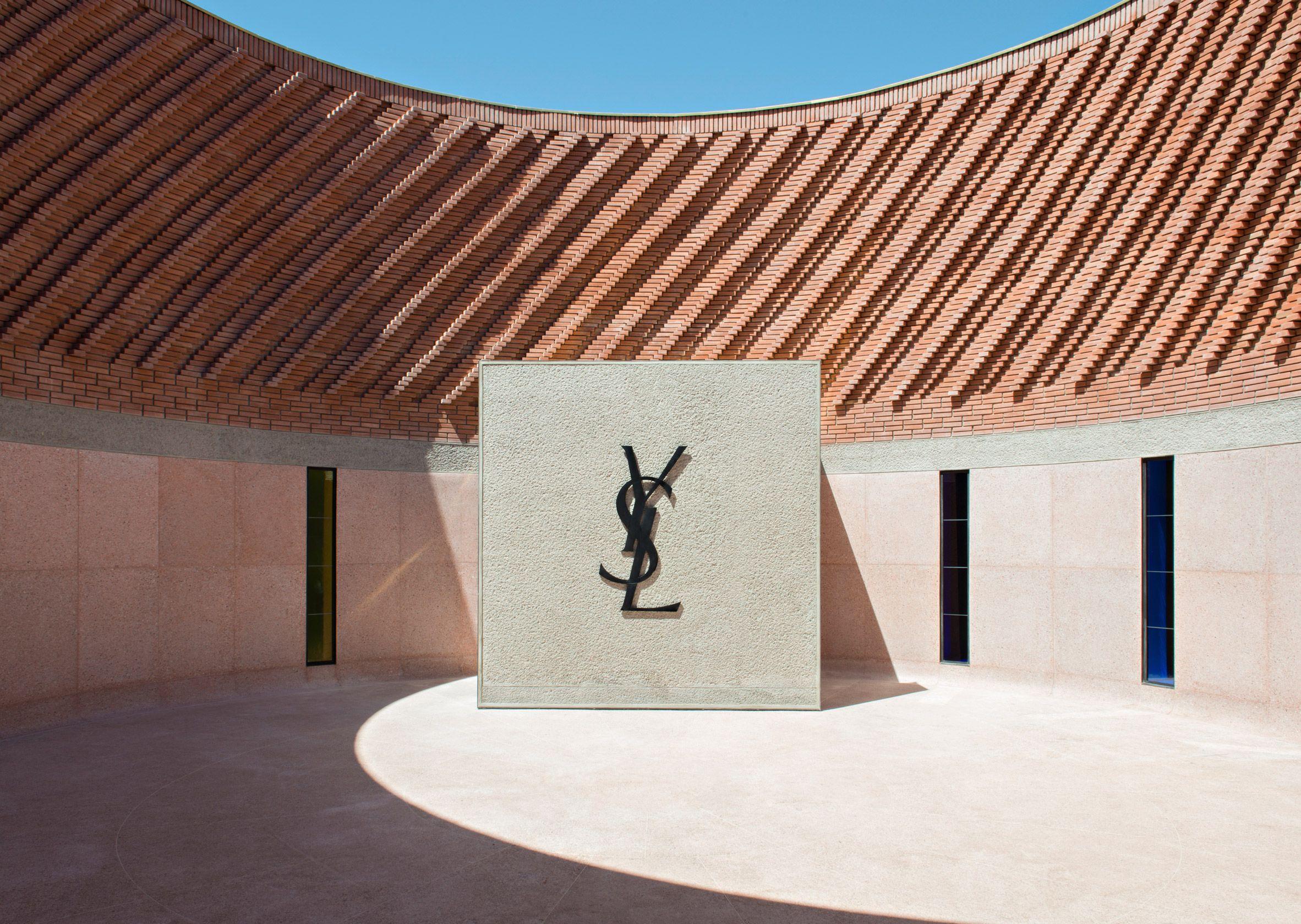 Studio KO celebrates Yves Saint Laurent s oeuvre in Marrakech museum