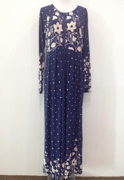 Dubai Party Jersey Eid Abaya Farasha Kaftan Jilbab Borkha Long Maxi Dress