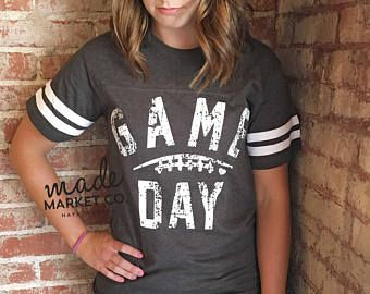 Women football shirt   Etsy
