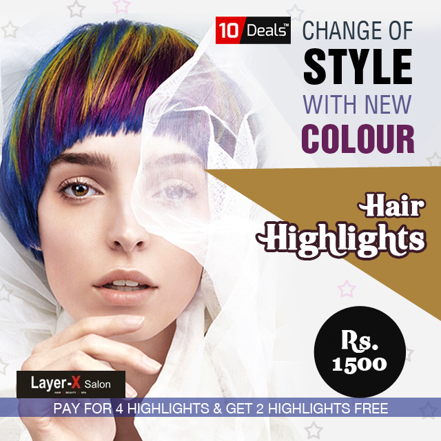 Dont Miss Out This Special Summer Hair Highlights Deals From Layer