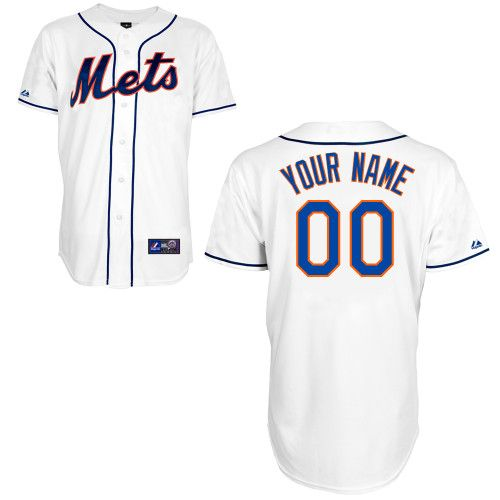 A personalized Mets Jersey is an Opening Day necessity