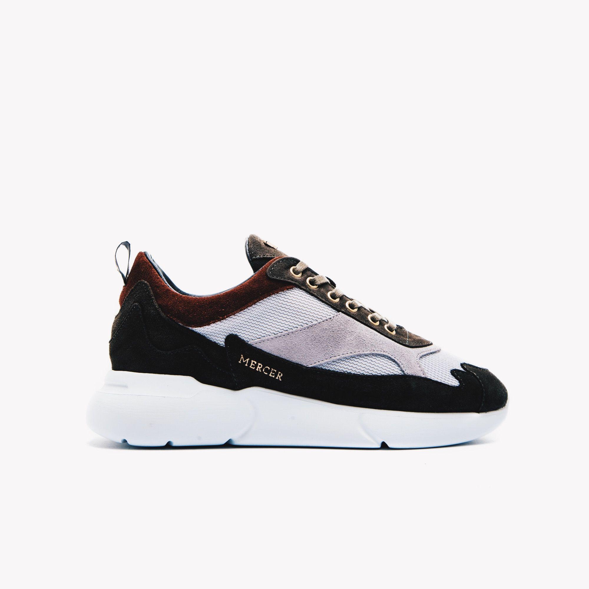 Mercier Sneaker W3rd A Rencontré Les Détails Suã¨de UATWsqtl