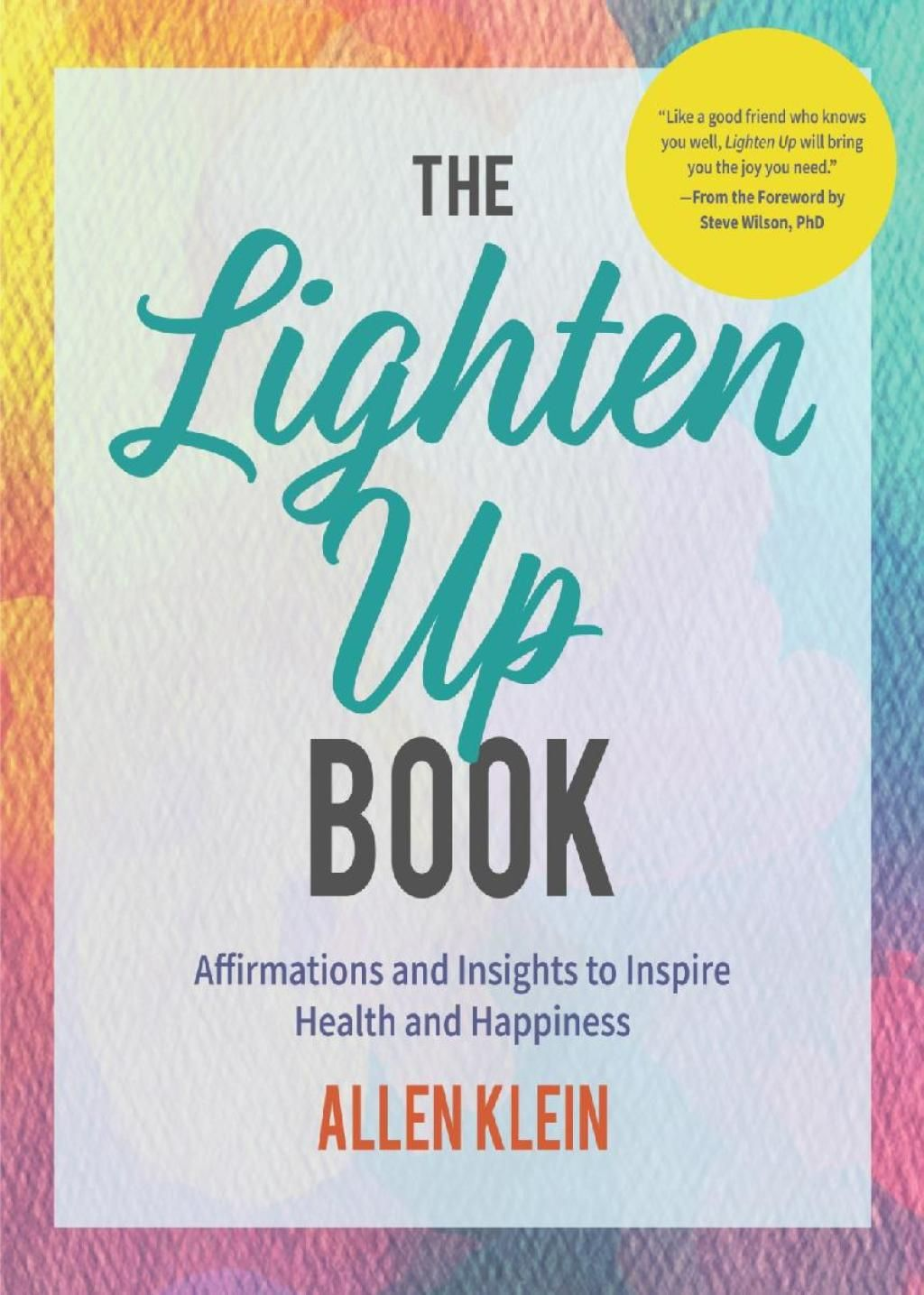 The Lighten Up Book Ebook Uplifting Books Free Kindle Books