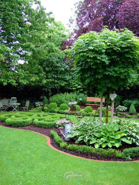 Gartenbuddelei Garten Pinterest