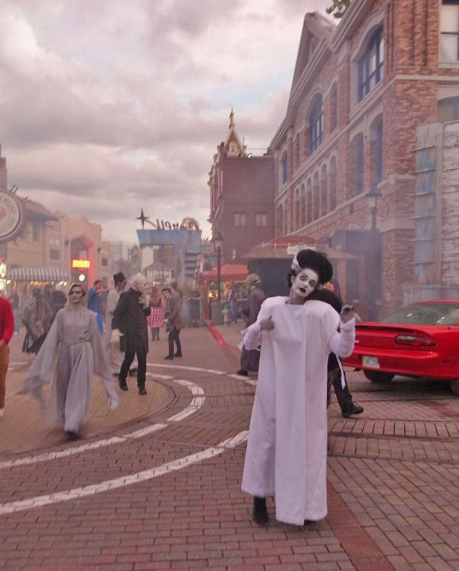 Halloween Horror Nights Orlando 2020 Hours Schedule of Universal Orlando Resort Events in 2020 and 2021